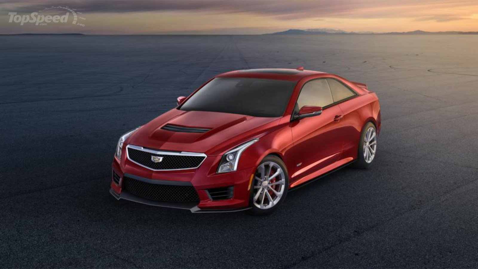 2016 cadillac ats v coupe review top speed. Black Bedroom Furniture Sets. Home Design Ideas