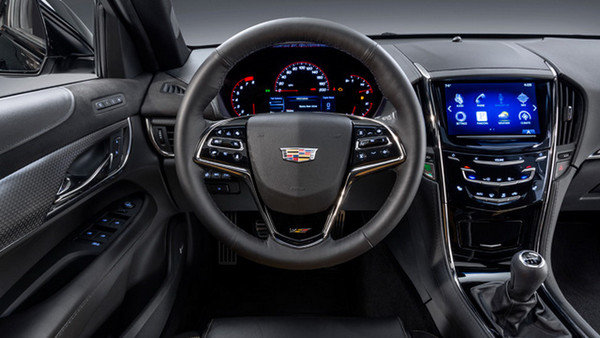 2016 Cadillac Ats V Coupe Car Review Top Speed