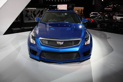 Cadillac Claims its Upcoming CT3 Will Be Faster Than both the Mercedes-AMG CLA45 and Audi RS3 Around the Nurburgring - image 579667
