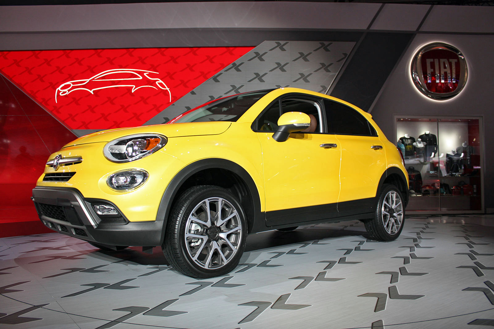 2016 fiat 500x review top speed. Black Bedroom Furniture Sets. Home Design Ideas