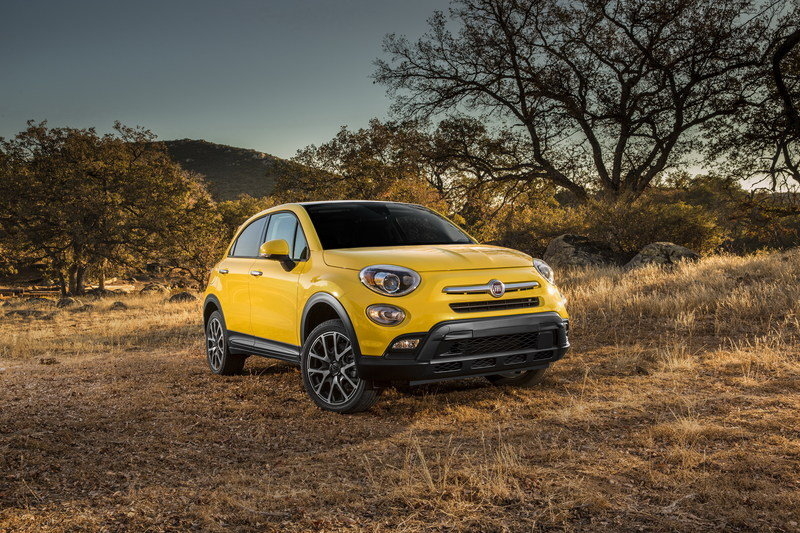 2016 - 2018 Fiat 500X High Resolution Exterior - image 579086