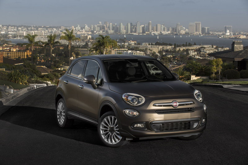 2016 - 2018 Fiat 500X High Resolution Exterior - image 579051