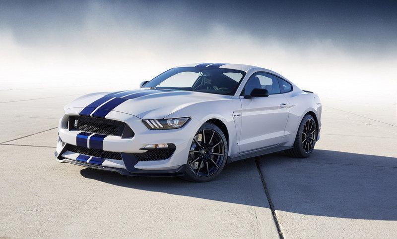 2016 - 2017 Ford Shelby GT350 Mustang High Resolution Exterior - image 578022