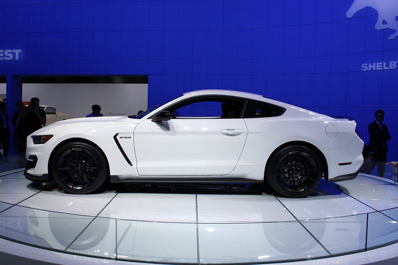 Fresh 2017 ford Mustang Shelby 350