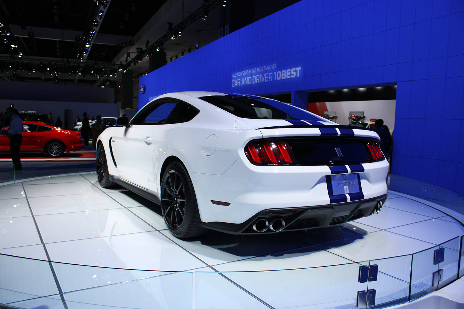 2016 2017 ford shelby gt350 mustang picture 579154. Black Bedroom Furniture Sets. Home Design Ideas