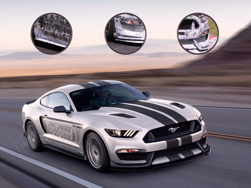 2016 - 2017 Ford Shelby GT350 Mustang Exclusive Renderings - image 577891