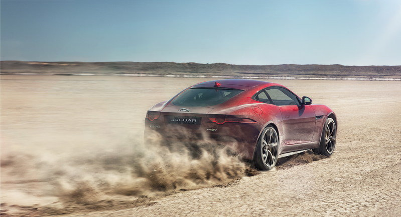 2016 Jaguar F-Type AWD Coupe High Resolution Exterior - image 576546