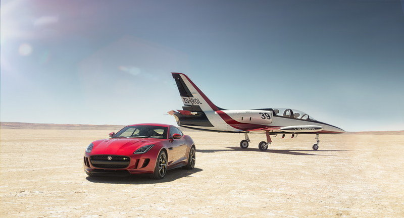2016 Jaguar F-Type AWD Coupe High Resolution Exterior Wallpaper quality - image 576547