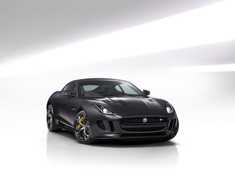 2016 Jaguar F-Type AWD Coupe High Resolution Exterior - image 578543