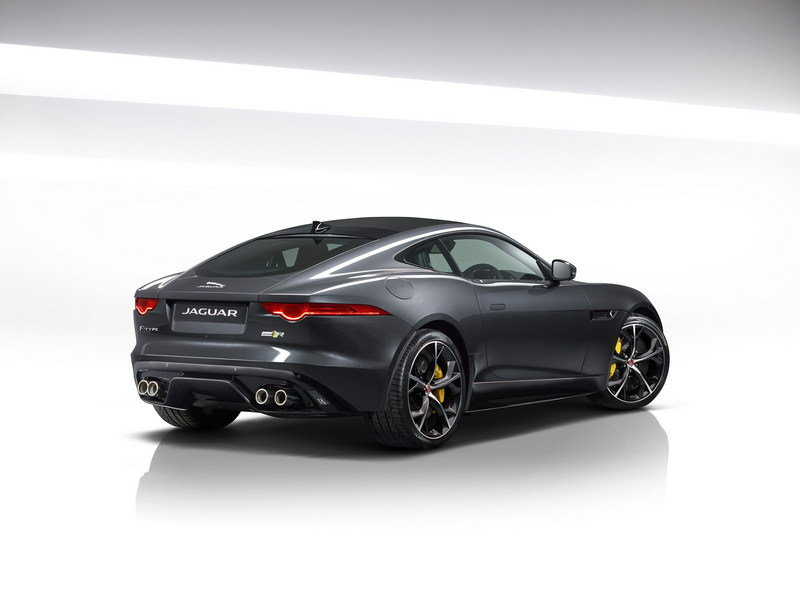 2016 Jaguar F-Type AWD Coupe High Resolution Exterior - image 578544
