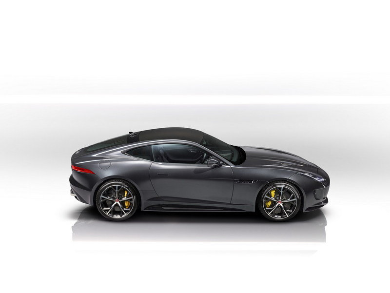 2016 Jaguar F-Type AWD Coupe High Resolution Exterior - image 578545