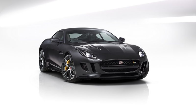 2016 Jaguar F-Type AWD Coupe