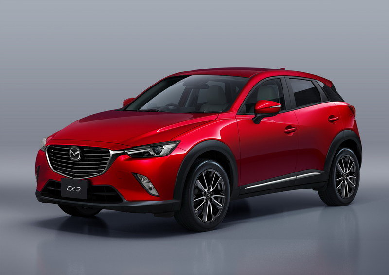 2016 - 2017 Mazda CX-3 High Resolution Exterior - image 578346