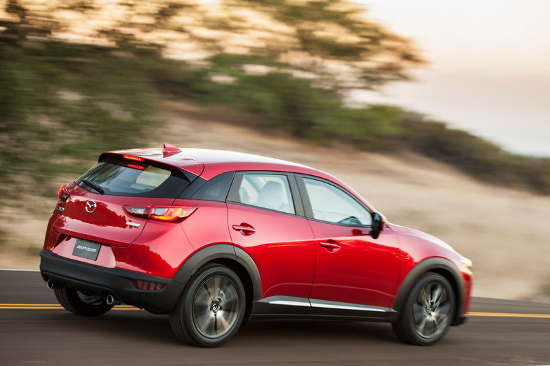 2016 - 2017 Mazda CX-3 High Resolution Exterior - image 578361