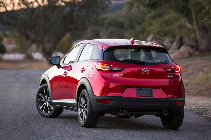 2016 - 2017 Mazda CX-3 High Resolution Exterior - image 578362