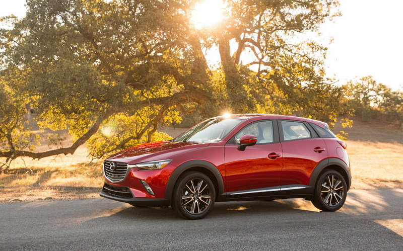 2016 - 2017 Mazda CX-3 High Resolution Exterior - image 578363