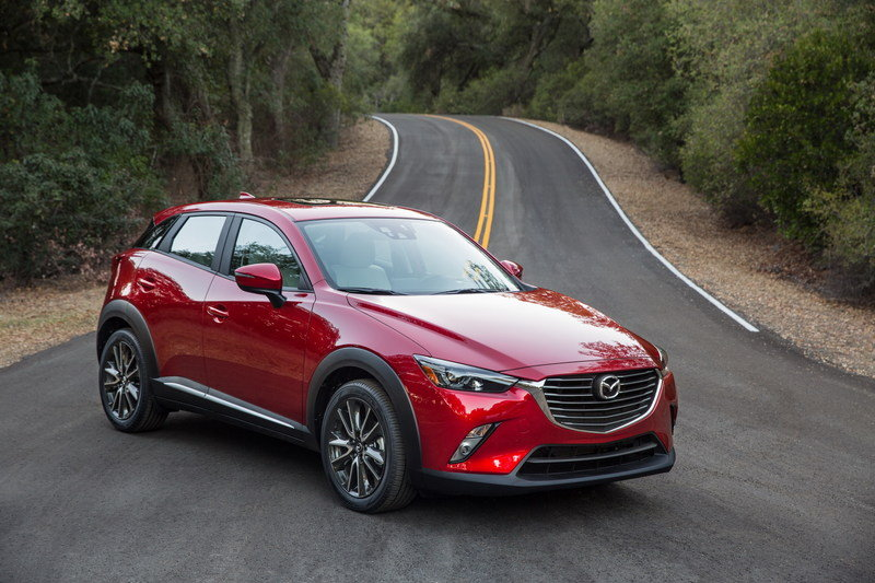 2016 - 2017 Mazda CX-3 High Resolution Exterior - image 578364
