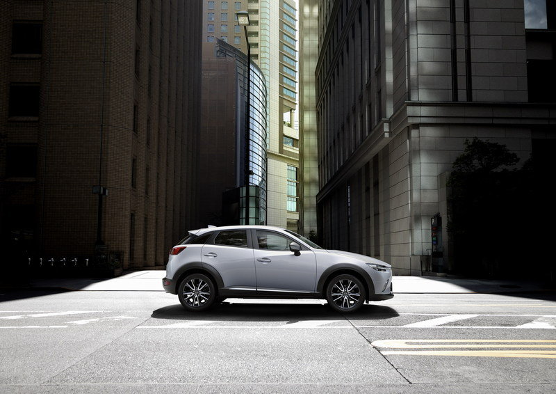 2016 - 2017 Mazda CX-3 High Resolution Exterior - image 578367