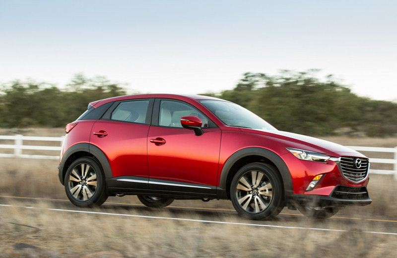 2016 - 2017 Mazda CX-3 High Resolution Exterior - image 578368