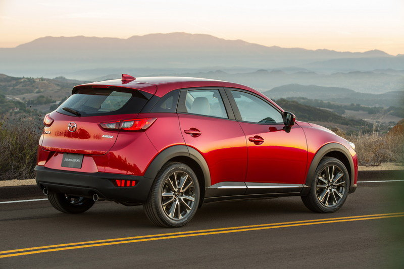 2016 - 2017 Mazda CX-3 High Resolution Exterior - image 578370
