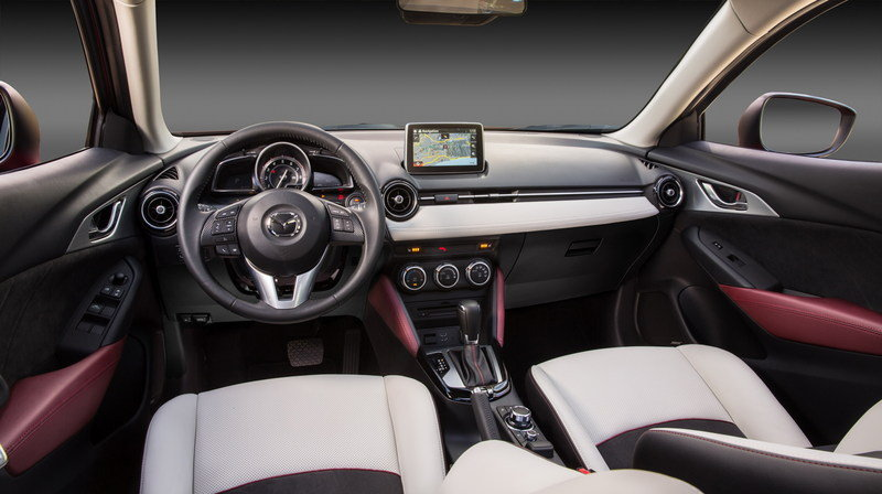 2016 - 2017 Mazda CX-3 High Resolution Interior - image 578372