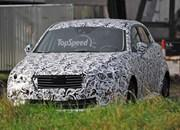 Spy Shots: Mazda CX-3 Caught Before L.A. Debut - image 577943