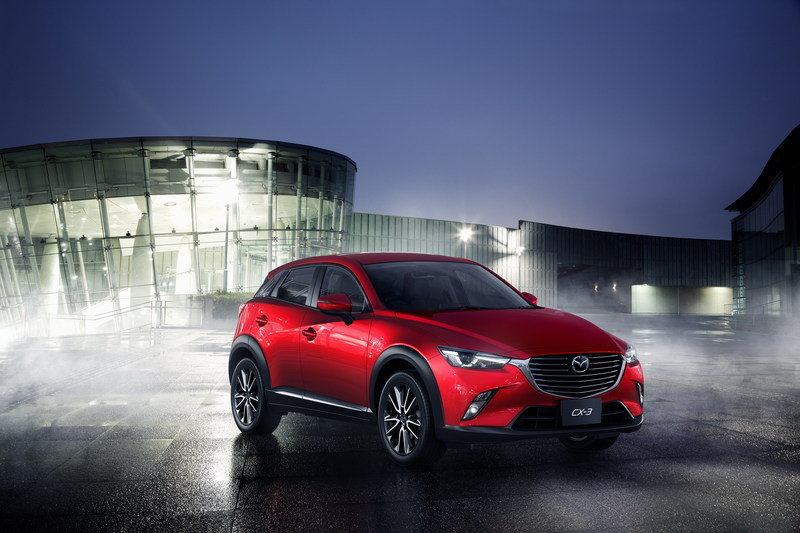 2016 - 2017 Mazda CX-3 High Resolution Exterior - image 578334