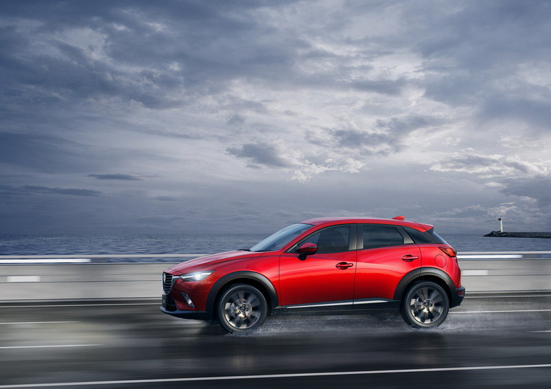 2016 - 2017 Mazda CX-3 High Resolution Exterior - image 578335