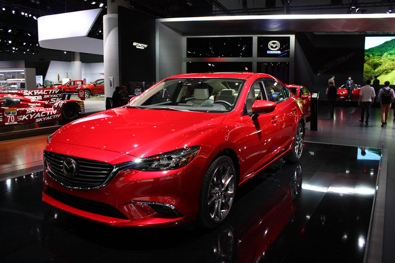 2016 - 2017 Mazda6 High Resolution Exterior - image 579940