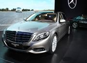 2016 Mercedes-Maybach S-Class - image 580036
