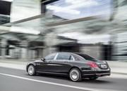 2016 Mercedes-Maybach S-Class - image 578394