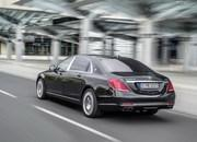 2016 Mercedes-Maybach S-Class - image 578395
