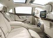 2016 Mercedes-Maybach S-Class - image 578400