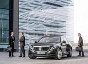 2016 Mercedes-Maybach S-Class - image 578410