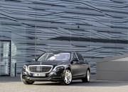 2016 Mercedes-Maybach S-Class - image 578413