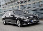 2016 Mercedes-Maybach S-Class - image 578428
