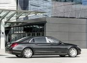 2016 Mercedes-Maybach S-Class - image 578384