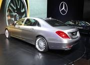 2016 Mercedes-Maybach S-Class - image 579874