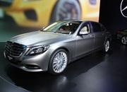 2016 Mercedes-Maybach S-Class - image 579879