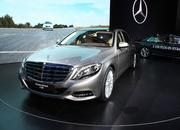 2016 Mercedes-Maybach S-Class - image 579880