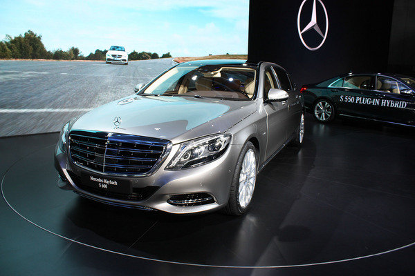 2016 Mercedes-Maybach S-Class - Picture 579880 | car review @ Top ...
