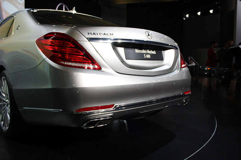 2016 Mercedes-Maybach S-Class