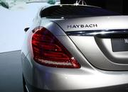 2016 Mercedes-Maybach S-Class - image 579890