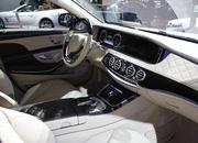 2016 Mercedes-Maybach S-Class - image 579913