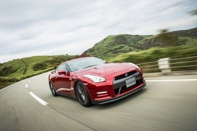2016 Nissan GT-R Exterior Wallpaper quality - image 580409