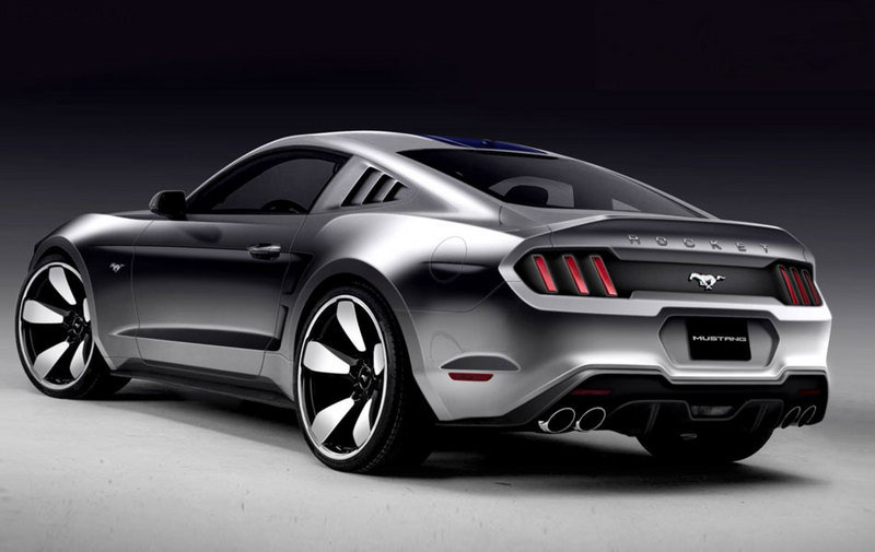 2016 Ford Mustang Rocket by Henrik Fisker and Galpin Auto Sports Exterior - image 579386