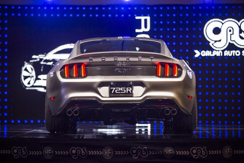 2016 Ford Mustang Rocket by Henrik Fisker and Galpin Auto Sports Exterior - image 579397