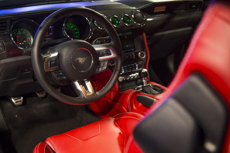 2016 Ford Mustang Rocket by Henrik Fisker and Galpin Auto Sports Interior - image 579404
