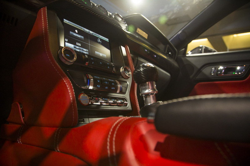 2016 Ford Mustang Rocket by Henrik Fisker and Galpin Auto Sports Interior - image 579406