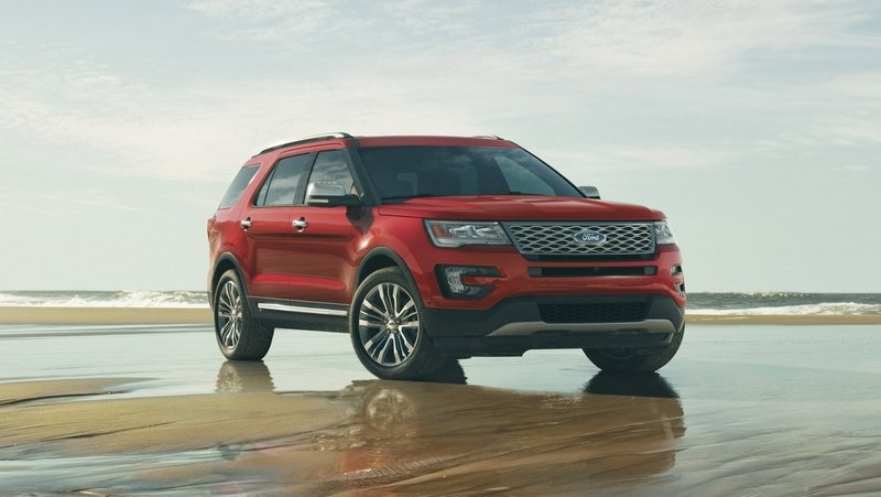 2016 Ford Explorer High Resolution Exterior - image 578575
